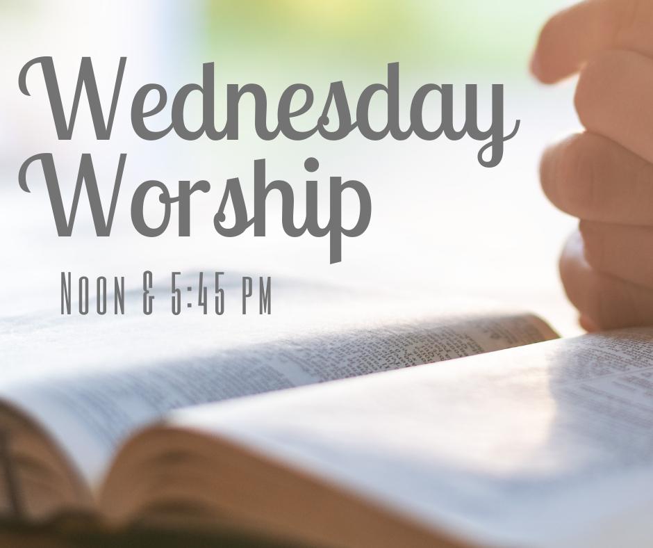 Worship Web Events (2)
