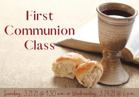 First Communion (1)