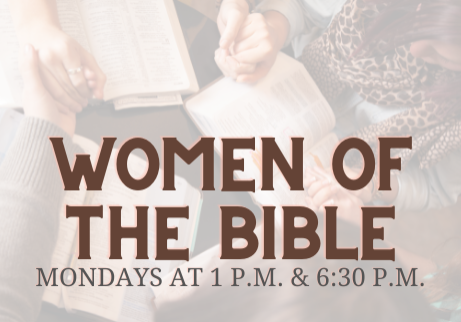 Women of the Bible - Web Event (1)