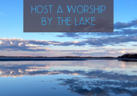 Worship by the Lake Featured Event